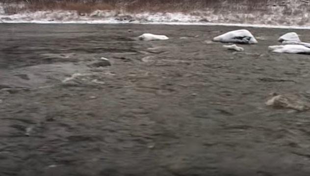 ВКрасноярском крае около 50 рыбаков забрало нальдине