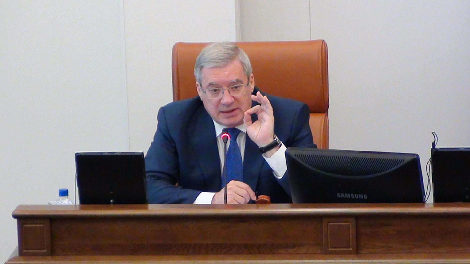 Отставка губернатора Красноярского края произойдёт вближайшие два дня