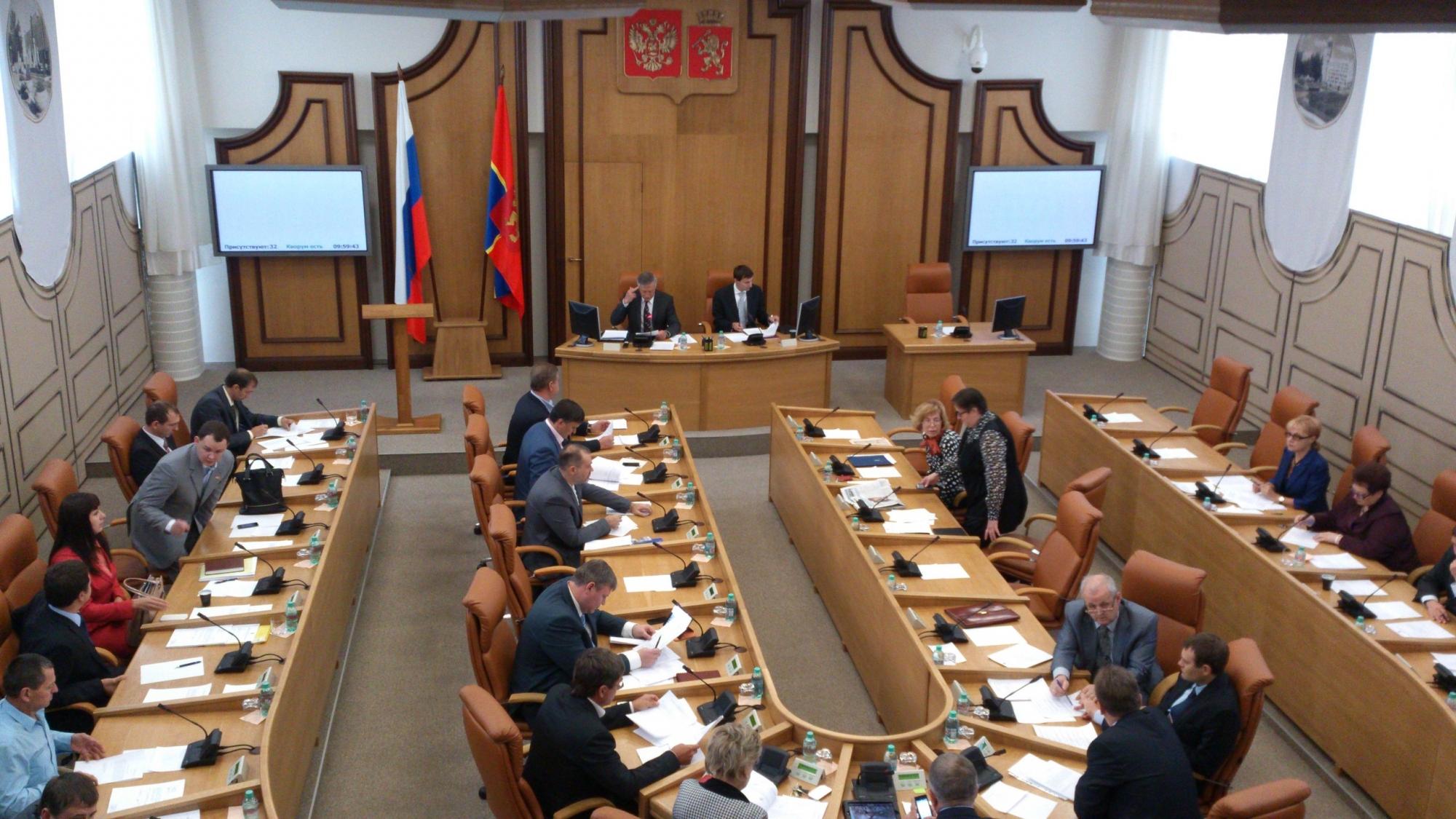 Горсовет утвердил кандидатуры первых замов руководителя Красноярска