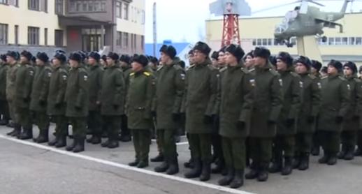ВКрасноярском крае стало вдвое меньше призывников