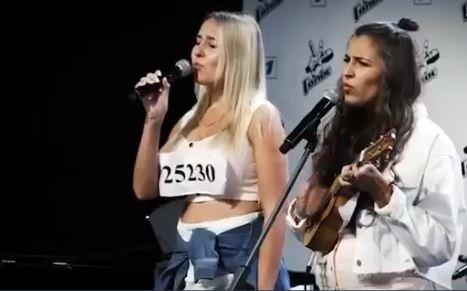 Красноярские сестры Мантулины попали накастинг шоу «Голос»