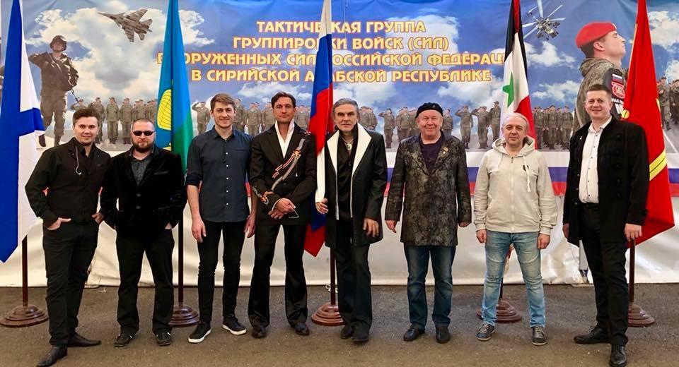 Красноярские музыканты возвращаются после гастролей вСирии